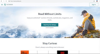 Cara Download File di Scribd Gratis Tanpa Login