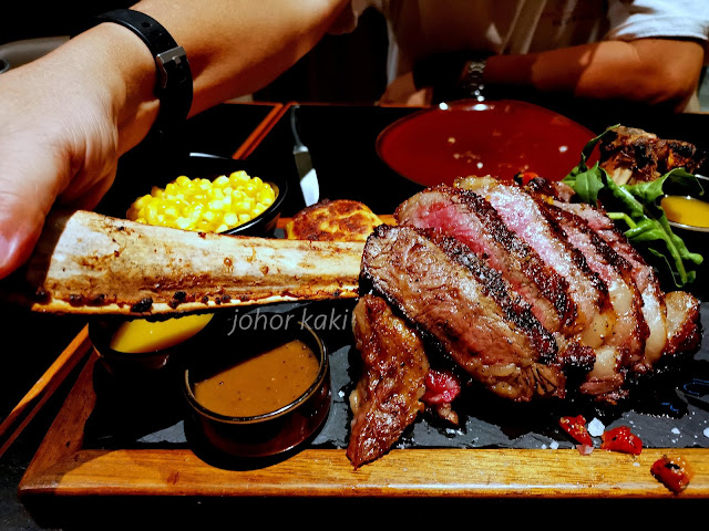 Collin's Gastro Dining @ Funan Singapore.
