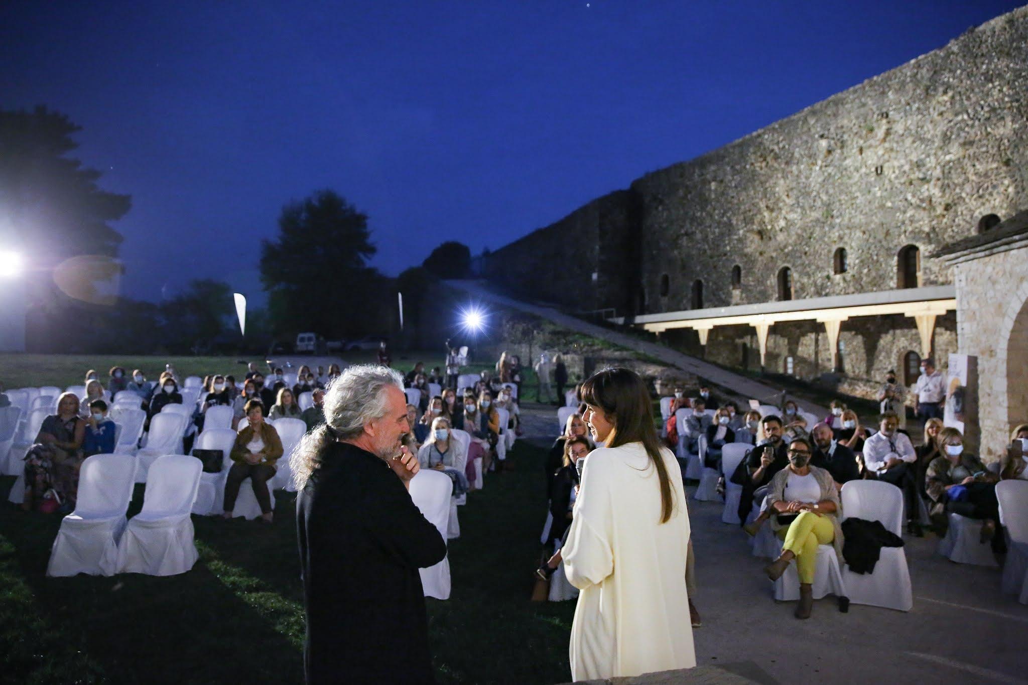 Με επιτυχία διοργανώθηκε το promotional event για το EPIRUS FILM OFFICE και το 1ο Epirus Film Festival[φωτό]