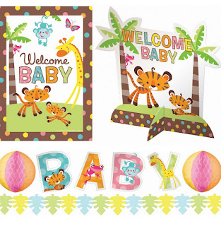 Fisher Price Baby Shower Decorations