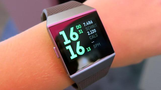 8. Fitbit Ionic