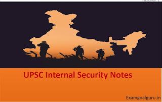 internal_security_upsc_notes
