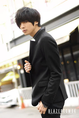 blazer cowok blazercowok.com jaket korean jas pria sk33 e