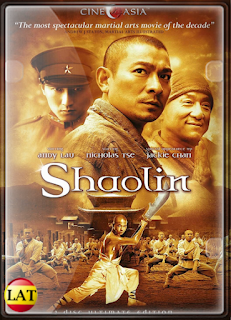 Shaolin (2011) DVDRIP LATINO