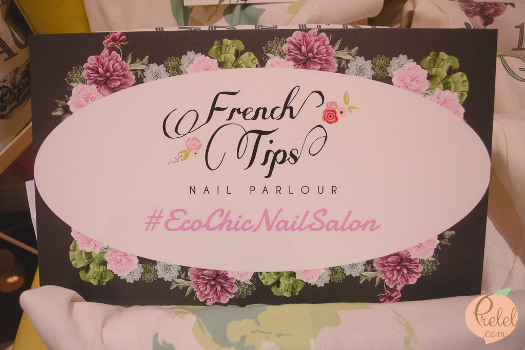 FRENCH TIPS NAIL PARLOUR NOW SERVES ECO-CHIC LADIES AT SM AURA
