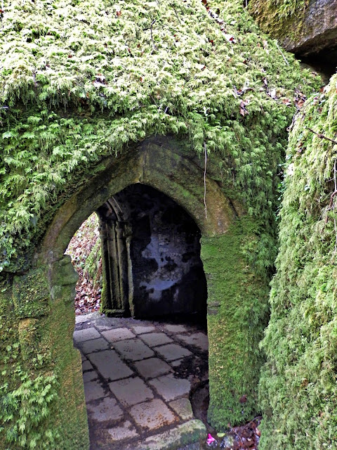The Menacuddle Chapel and Holy Well