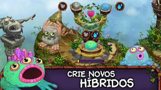 My Singing Monsters v 2.4.2 apk