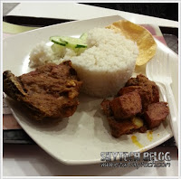 Chicken Rendang Deluxe