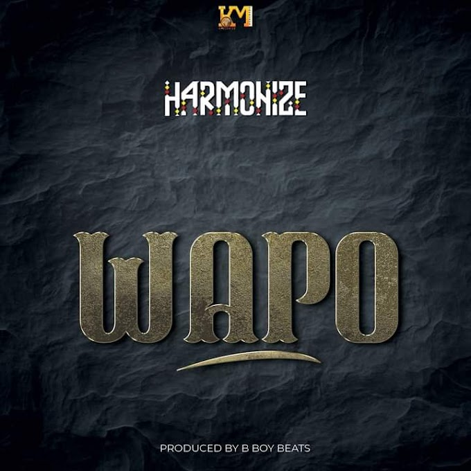 AUDIO | Harmonize - Wapo | Download