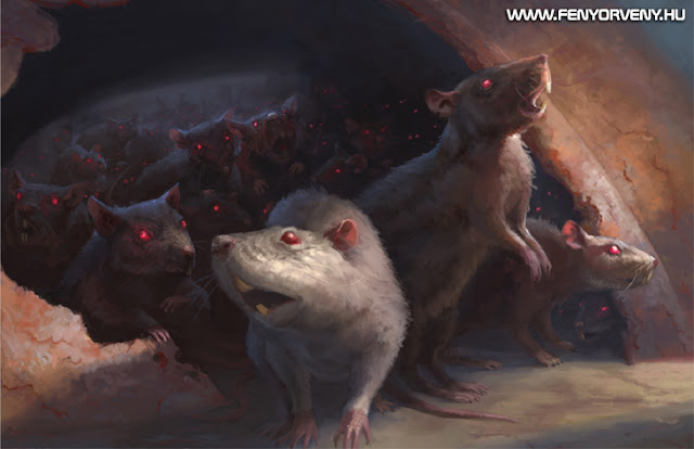 Állatszimbólumok: Patkány