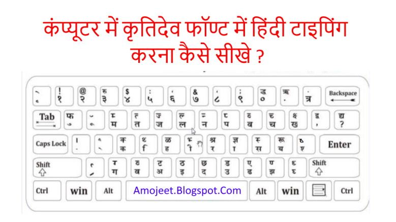 computer-me-krutidev-hindi-typing-kaise-sikhe-learn-hindi-typing-in-computer