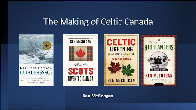 Celtic Canada goes international