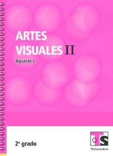 Libro de TelesecundariaArtes Visuales Educación ArtísticaIISegundo grado2016-2017