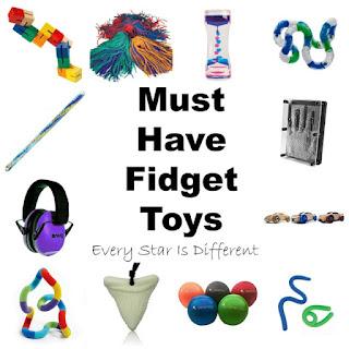 Must Have Fidget Toys