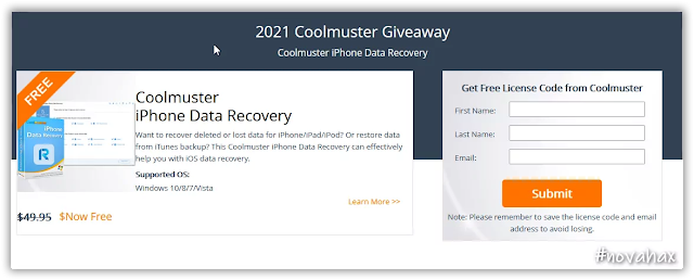 Coolmuster iphone data recovery latest key