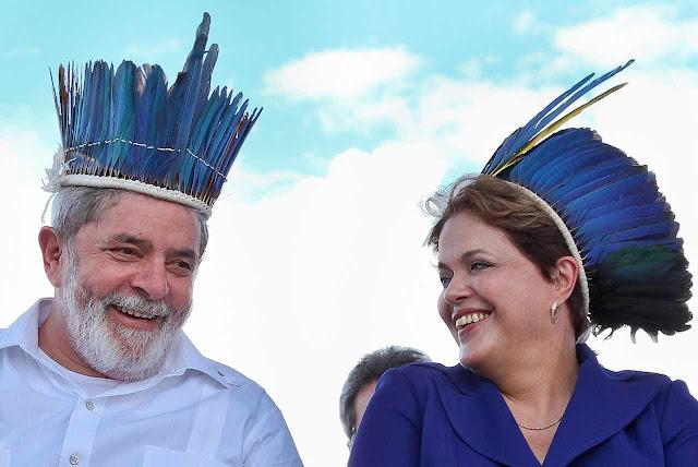 O neomarxismo acobertou as apetências da vida tribal, igualitária, comunista, indigenista.  Não desistiu com os fracassos e agora tenta o Sínodo Pan-amazônico.