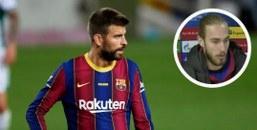 Barca Defender Oscar Mingueza: 'Pique has been my role model ever since I arrived'
