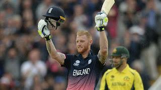 Ben Stokes 102* - England vs Australia 10th Match ICC CT 2017 Highlights