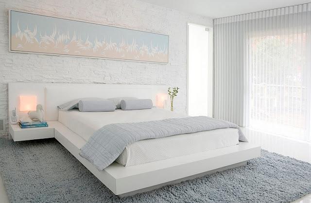 desain tempat tidur minimalis terbaru