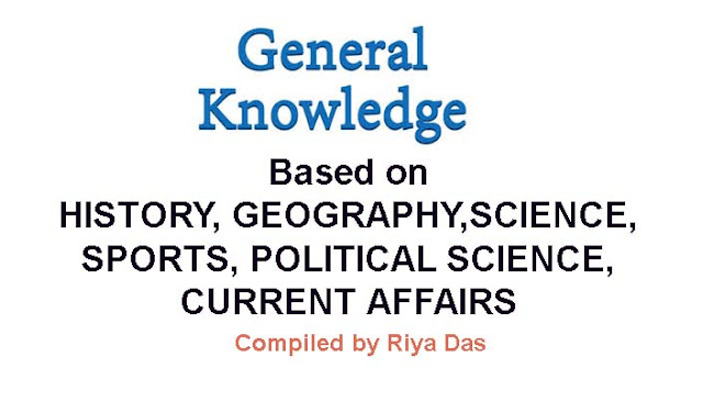 Latest Gk Questions, Current Affairs of June 2019-Useful for all Competitive Exams