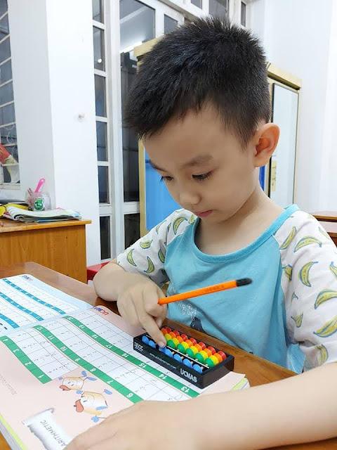 Tầm quan trọng của toán tư duy đối với sự phát triển của trẻ