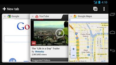 Aplikasi Browser Terbaik Untuk Android Sepanjang Masa