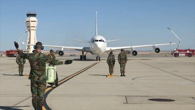 Rusia sobrevuela base de misiles nucleares ultra secreta de EEUU