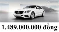 Giá xe Mercedes C200