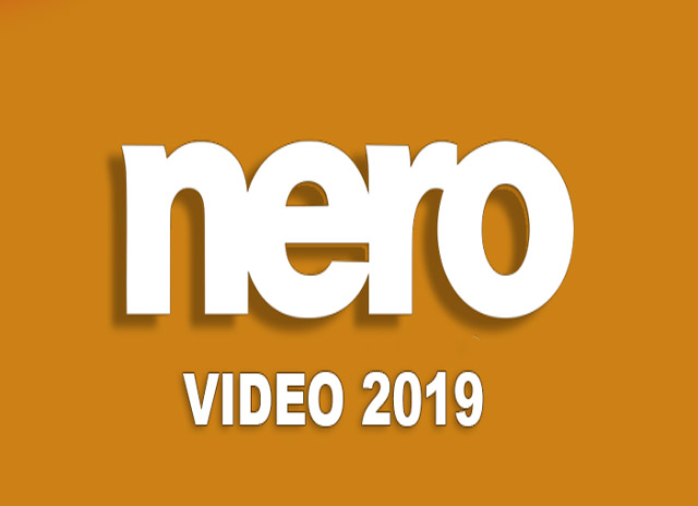 Nero video 2019 Full -