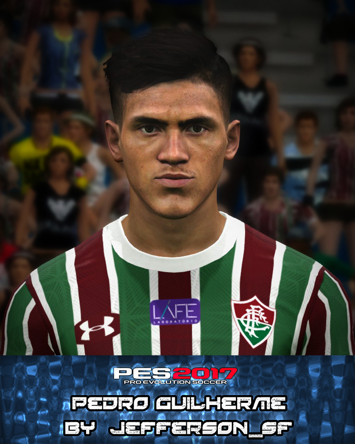 PES 2017 P. Guilherme face by FaceEditor Jefferson_SF