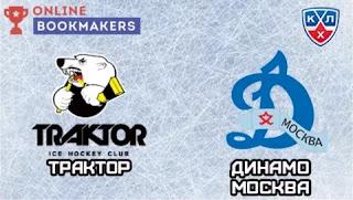 Трактор - Динамо : смотреть онлайн бесплатно 14 октября 2019 прямая трансляция в 17:00 МСК.
