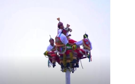 los Voladores de Papantla