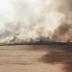 Incêndio atinge reserva perto do Parque Vassununga