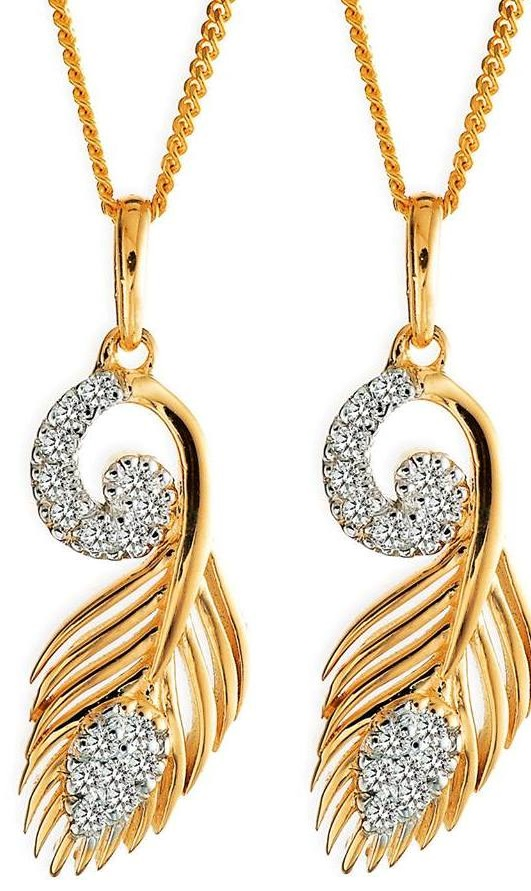 Tanishq diamond pendant indian weddings tanishq diamond pendant aloadofball Gallery