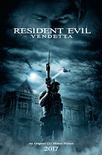 Download Resident Evil Vendetta (2017) Dual Audio HDRip 1080p | 720p | 480p | 300Mb | 700Mb | ESUB | {Hindi+English}