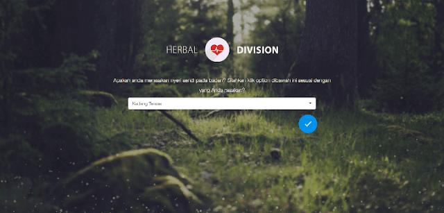 PHP Sistem Pakar Penyakit Manusia Berbasis Web