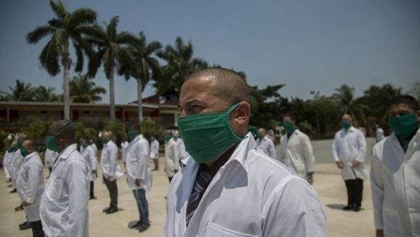 Cuba rechaza mentiras de EE.UU. sobre exportación médica