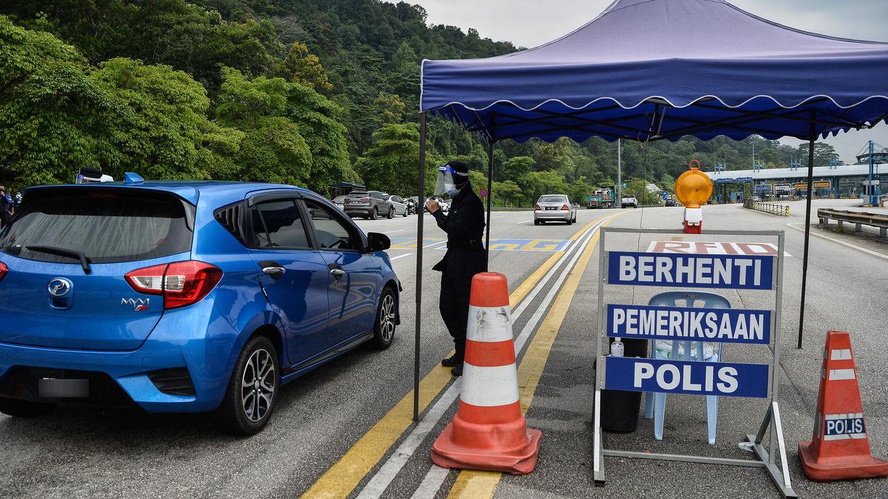 Penduduk Lembah Klang Dibenarkan Rentas Daerah Dalam Fasa 2 Bermula Jumaat Ini