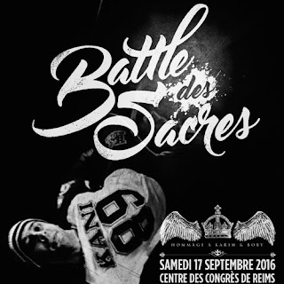 DJ Mingo - Battle Des Sacres Cypher Mixtape.2016