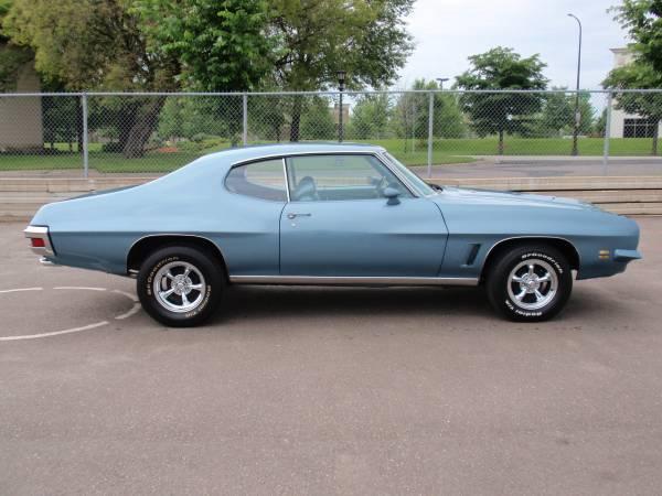 1972 Pontiac Lemans Gt For Sale Buy American Muscle Car