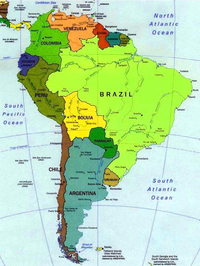 geografia de america latina fisica quantica - photo#33