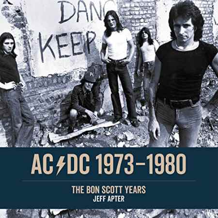 """Έρχεται τον Νοέμβριο το βιβλίο """"AC/DC 1973-1980: The Bon Scott Years"""""""