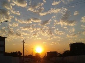 Sexta-feira (14), será com sol e calor em Rondônia; na capital previsão de chuvas à tarde