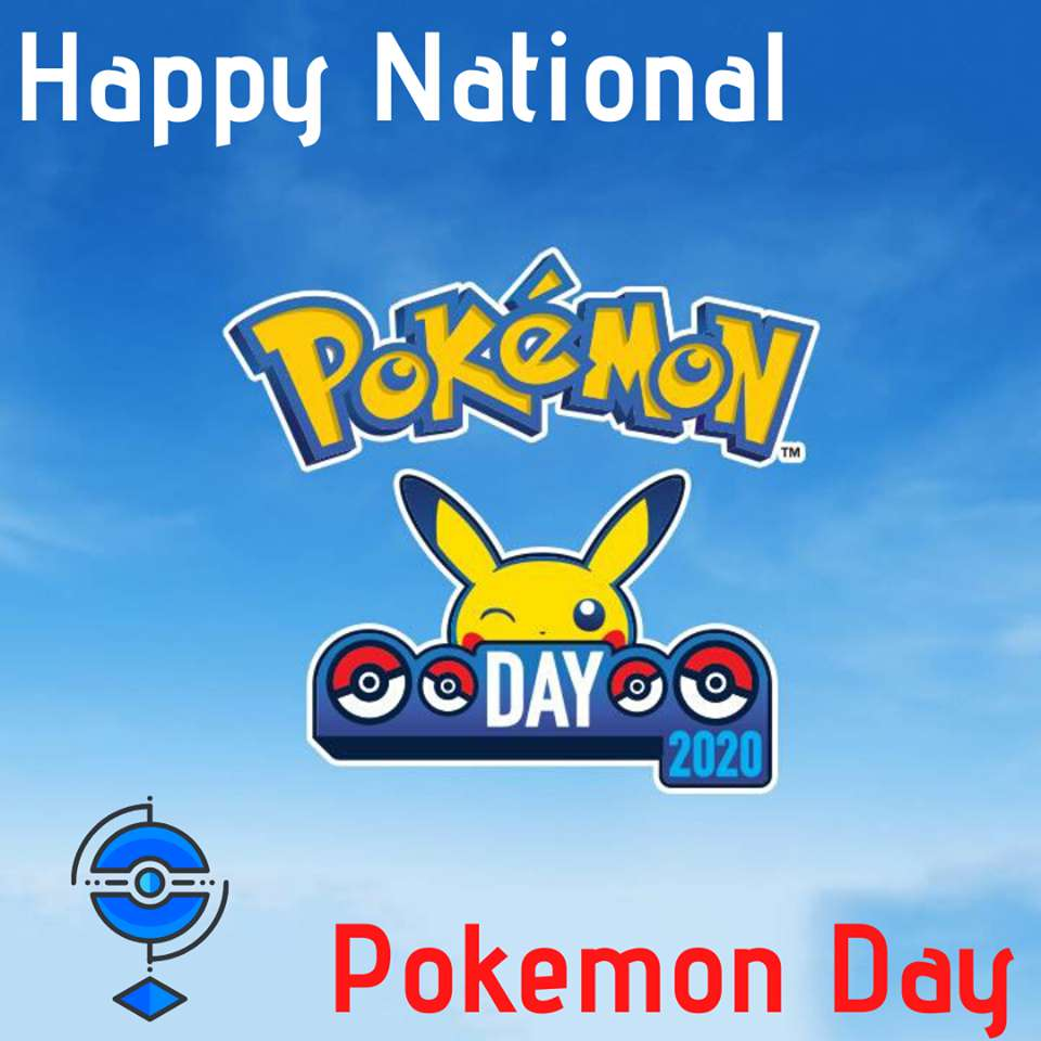 National Pokemon Day Wishes Pics