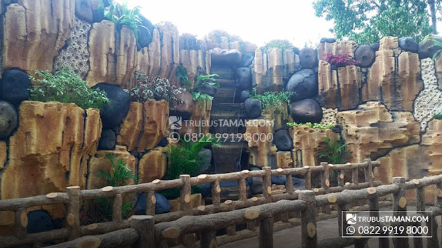 Tukang Taman Tangerang - jasa pembuatan Taman dan kolam.
