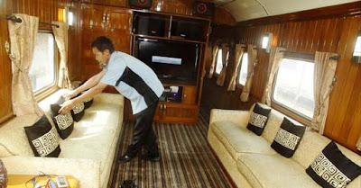 Tarif Kereta Wisata untuk Mudik 2016