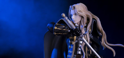 Castlevania: Symphony of the Night Alucard Statue by Mondo