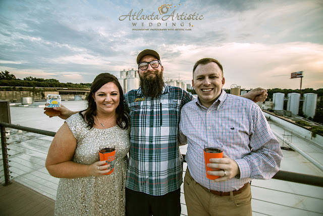 Photo by the Atlanta Wedding Photographers at AtlantaArtisticWeddings