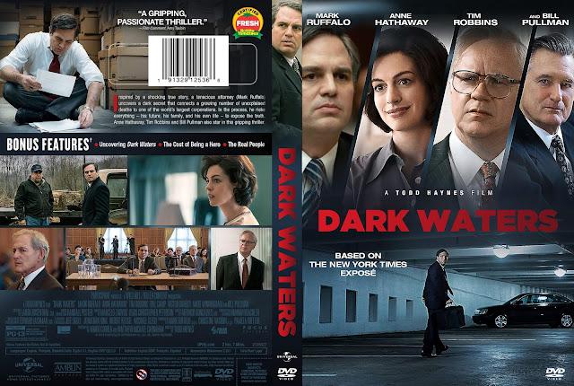 Dark Waters DVD Cover