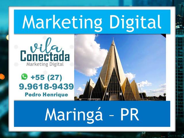 Marketing Digital Profissional Criação Site Loja Virtual Maringá Paraná PR